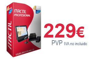 TPV Itactil Profesional