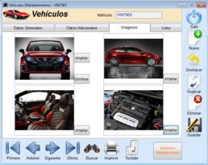 Ficha de vehículo