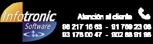 Logotipo Infotronic